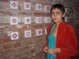 Харьковский дизайнер разгадала секрет славянской вышивки