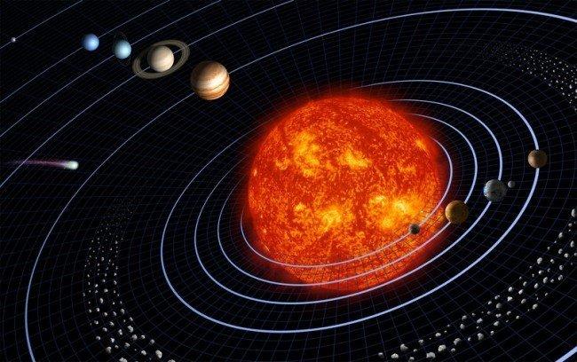 Артефакт по имени солнечная система