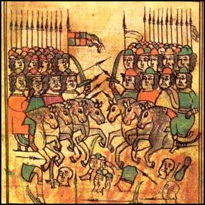 Татаро-Монгольское Иго, Тартария, Тар-Тария, Иго, Порядок