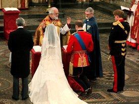 Правители планеты женили наследника в Лондоне