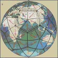 """Рис. 5. Механизм горизонтального перемещения вещества земной коры согласно ИДСЗ на примере формирования """"Пакистанской"""" плиты."""