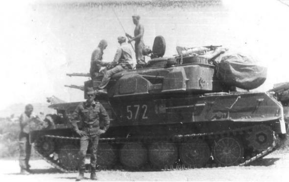 """Кандагар. Нагаханский поворот. 1986 г. ЗСУ-23-4... """"ШИЛКА""""... """"ШАЙТАН-АРБА"""""""