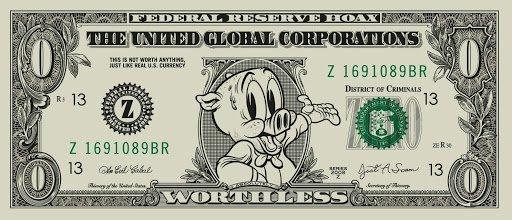 """Еще раз о """"конце света"""" и Федеральной резервной системе"""