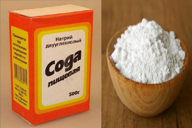 помогает ли сода похудеть ешь