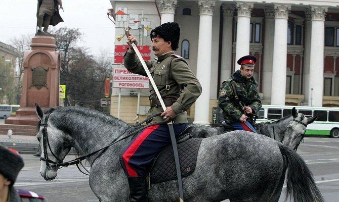 Казаки со вторника начнут патрулировать центр Москвы.