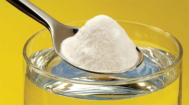 Сода гашеная кипятком для похудения