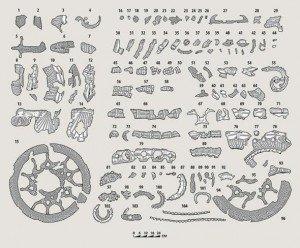 Средневековый Велосипед из Шато-Гайар (4)