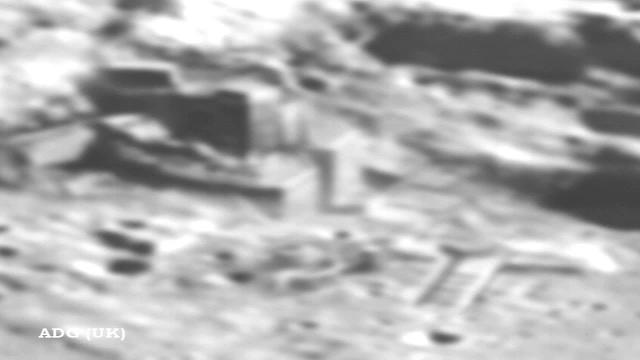Утечка из Китая орбитальный спутник нашел строения на Луне (2)