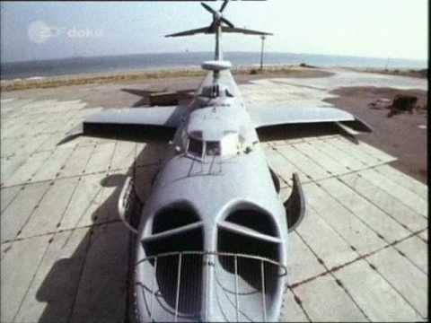 Экраноплан — гений советской конструкторской мысли