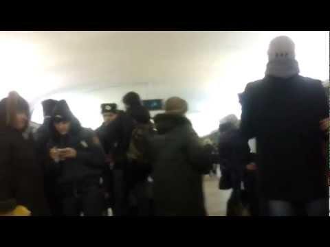 Минск успешно отражает нашествие Кавказцев