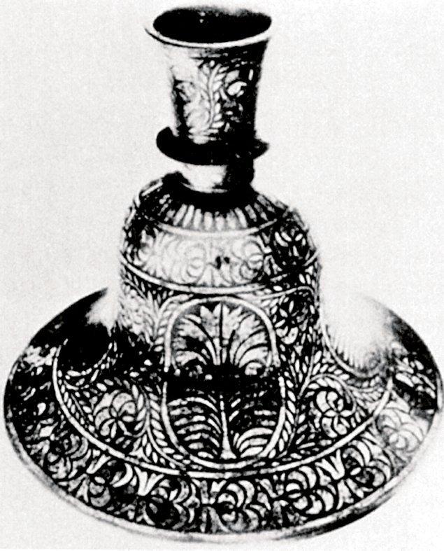Самая древняя ваза на Земле. Трудно поверить, но ей 534 миллиона лет