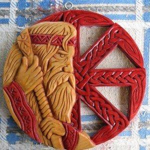 Коловрат — символ Солнца
