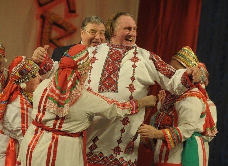 танцы на Саранской земле.