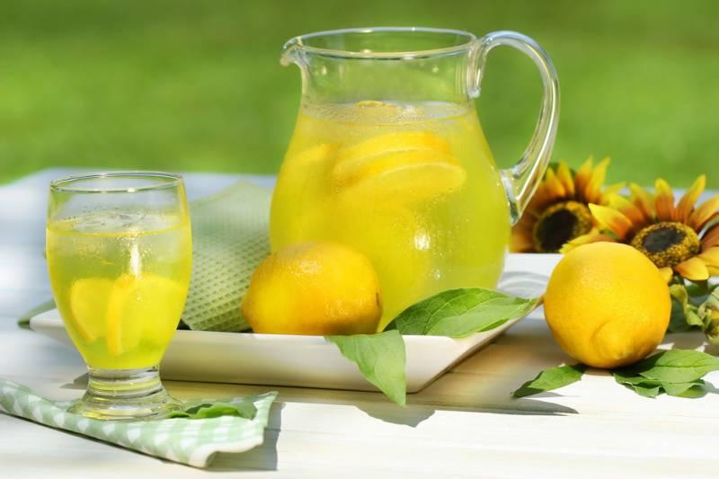 Вода с лимоном натощак заменит уйму лекарств! (2)