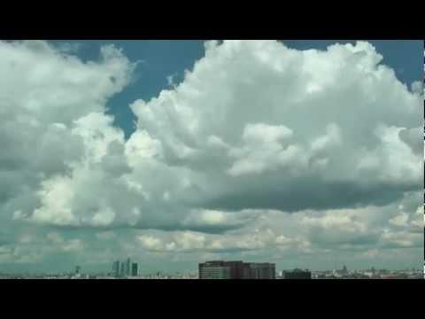 Как образуются облака. Альтернативная версия