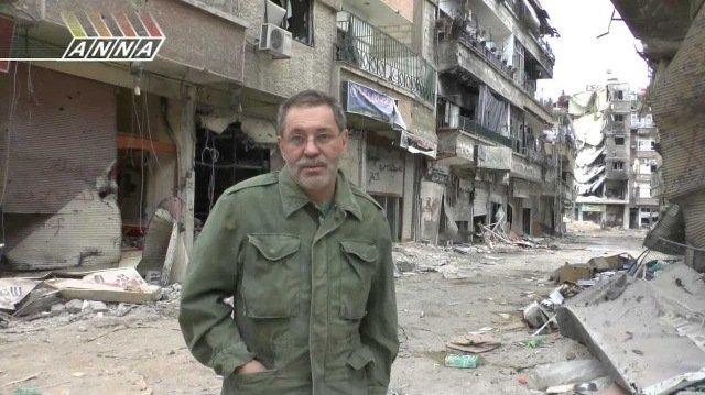Следы чеченских ваххабитов в Сирии