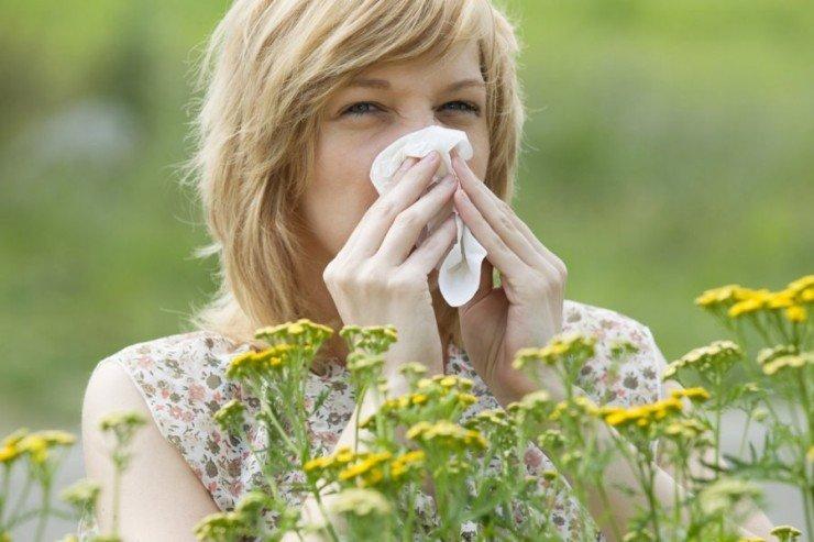 Аллергия (2)