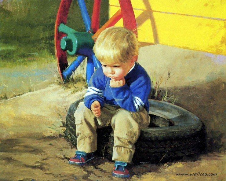 Как повысить самооценку ребенка Видеть его хорошим (2) (1)