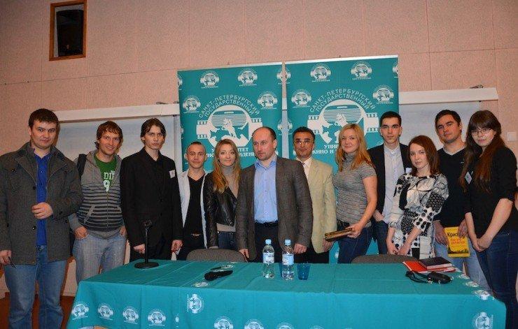 Стариков Н. Университет кино и телевидения