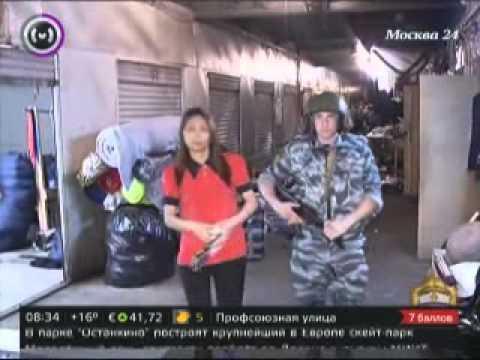 Под бывшим Черкизовским рынком нашли подземный город