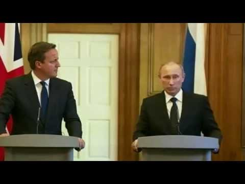 Путин врезал Кэмерону: сирийские боевики вскрывают тела и поедают внутренности