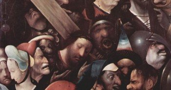 «Несение креста». Картина Иеронима Босха демонстрирует печальное состояние зубов в Европе XV века