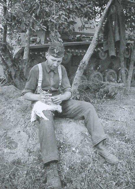 Потомок Уленшпигеля. Немец украл украинскую курицу в 1941-м