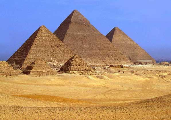Великая Пирамида абсолютно точная инженерная мысль