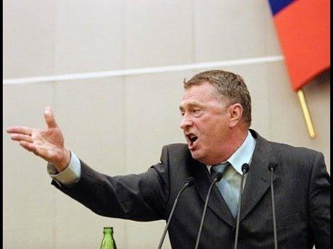 Жириновский о ликвидации «Единой России»