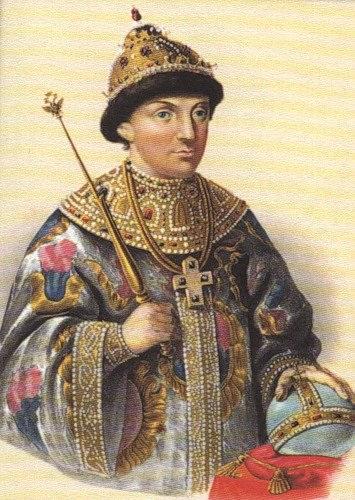 Федор Алексеевич Романов (русский царь в 1661 - 1682)
