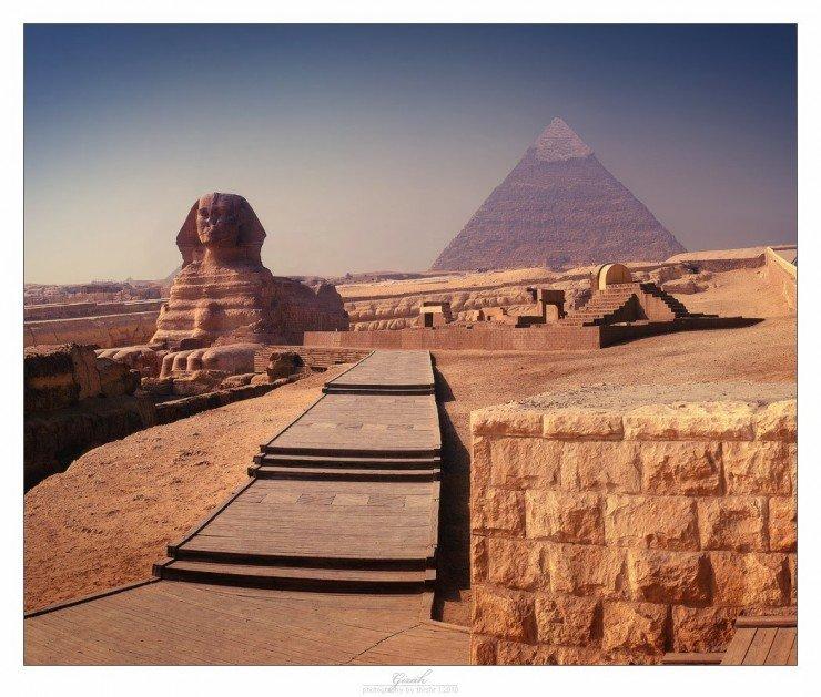 Большой обман Древнего Египта (2)