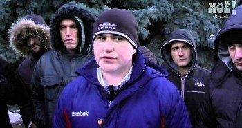 Около полусотни человек пришли к Облдуме Воронежа, требуя справедливого расследования убийства у кафе «Прага»