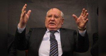 Горбачёв пишет письмо Путину и Обаме по поводу украинских событий