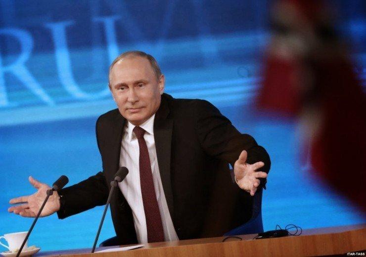 Кто держит Путина и Кому принадлежит ЦБ