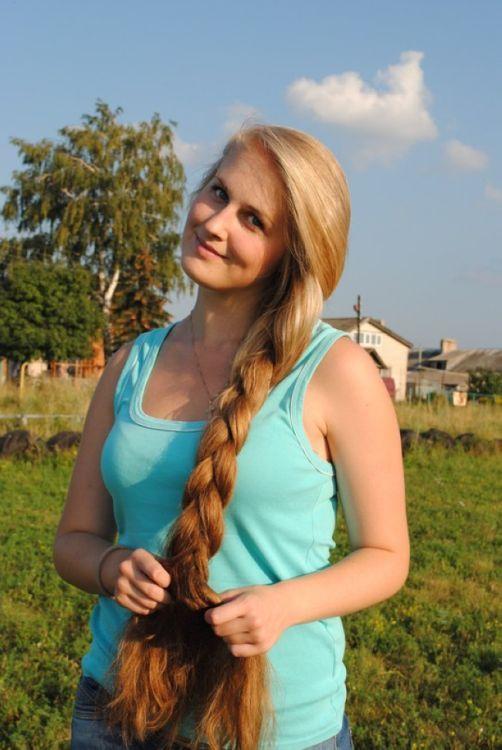 красивые простые русские женщины