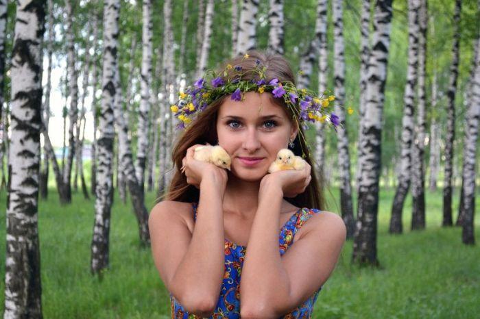 Настоящие красивые пухленькие русские женщины фото саша