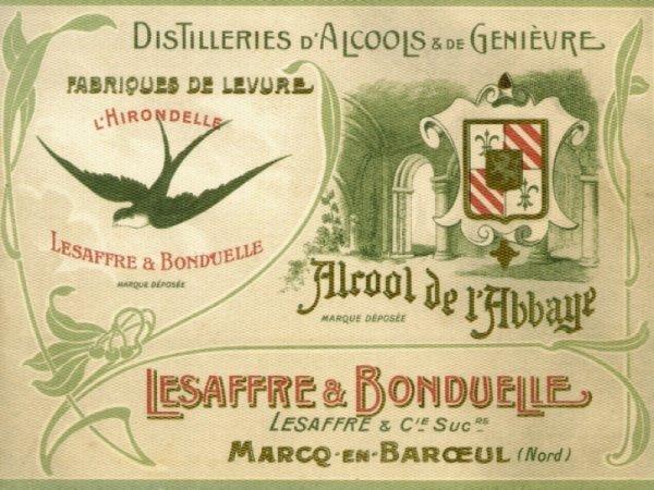 Компания Bonduelle занималась производством спирта.