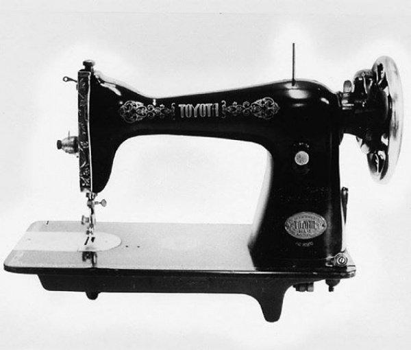 Toyota начали бизнес со швейных машин. И делают их до сих пор.