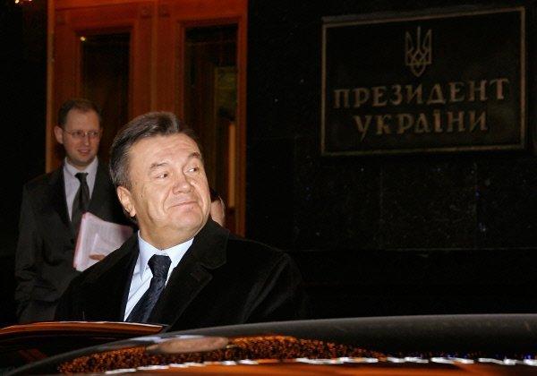 Премьер-министр Украины Виктор Янукович, 2007 год. Фото: РИА Новости / Сергей Старостенко