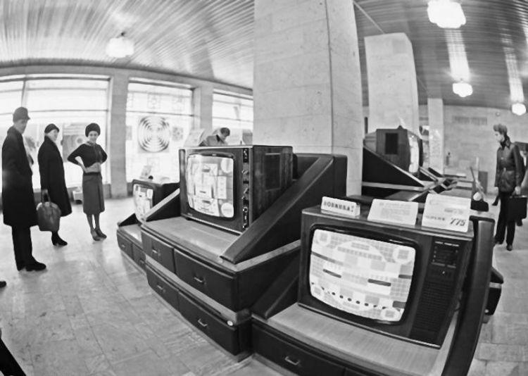 Прошлое. Как покупали гаджеты в СССР (20 фото)