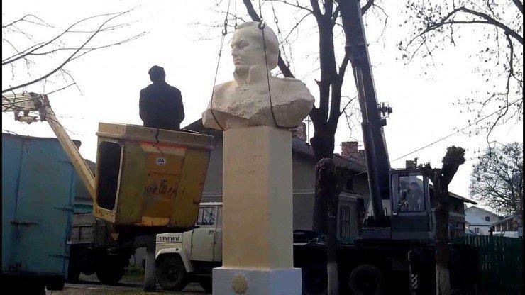МИД России о сносе памятника Кутузову на Украине