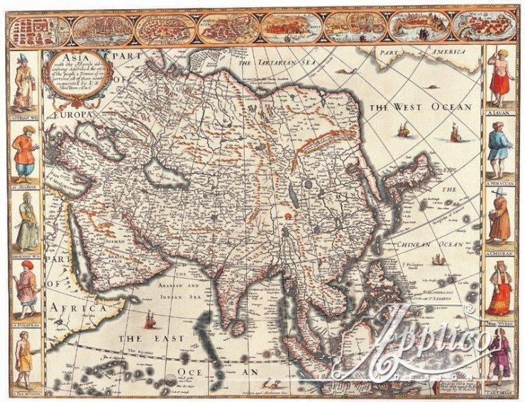 старая-карта