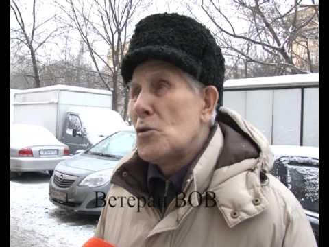 Ветеран Великой Отечественной: мы духовно беднеем, причем, с каждым днем