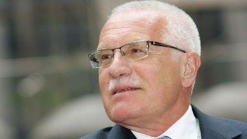 Вацлав Клаус — бывший президент Чешской республики
