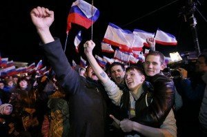Crisis in Ukraine - 93 per cent of Crimeans back joining Russia