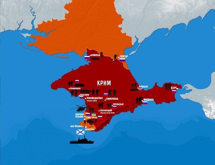 Россия согласна присоединить Крым