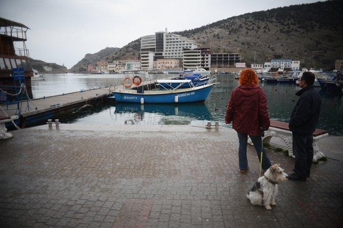 Города юго-западного побережья Крымского полуострова