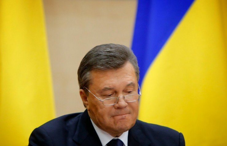 Янукович готовил Евромайдан