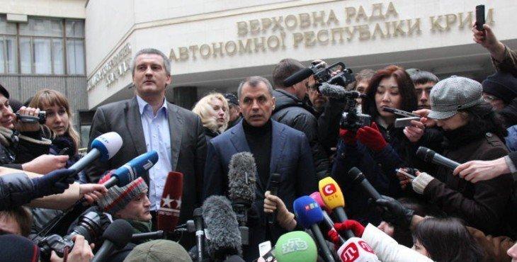 Крымские власти предостерегают НАТО от входа на территорию полуострова