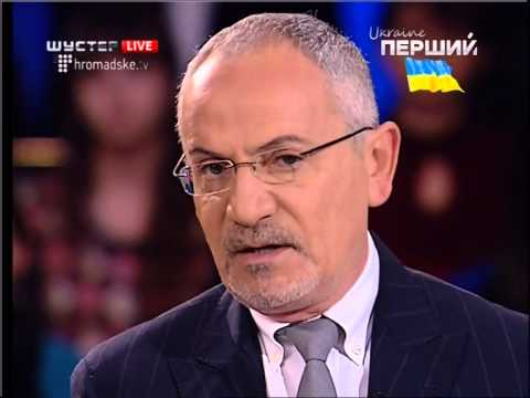Эфир который не доходит до России. См видео с Украины.